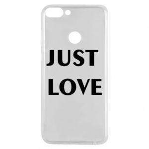 Etui na Huawei P Smart Just love
