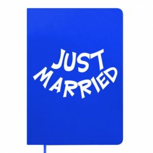 Notes Just married. Color