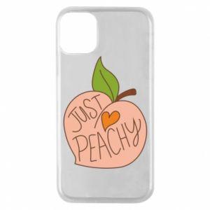 Etui na iPhone 11 Pro Just peachy