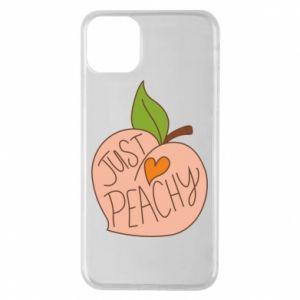 Etui na iPhone 11 Pro Max Just peachy