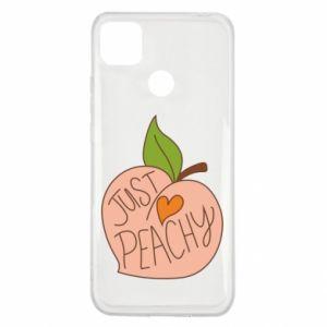 Etui na Xiaomi Redmi 9c Just peachy
