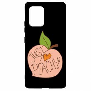 Etui na Samsung S10 Lite Just peachy