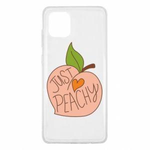 Etui na Samsung Note 10 Lite Just peachy