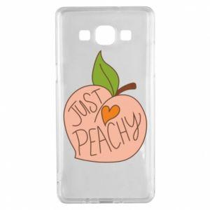 Etui na Samsung A5 2015 Just peachy