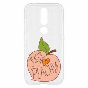 Etui na Nokia 4.2 Just peachy