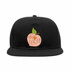 Snapback Just peachy