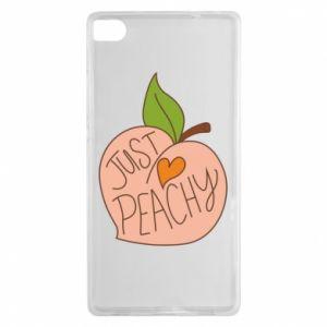 Etui na Huawei P8 Just peachy