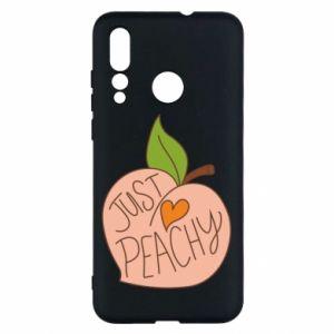Etui na Huawei Nova 4 Just peachy
