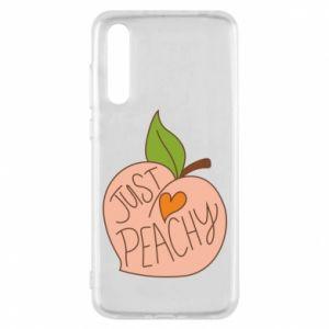 Etui na Huawei P20 Pro Just peachy