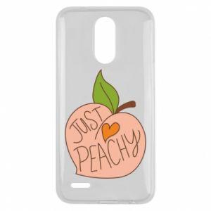 Etui na Lg K10 2017 Just peachy