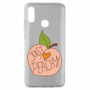 Etui na Huawei Honor 10 Lite Just peachy