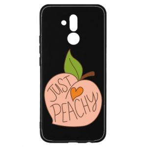 Etui na Huawei Mate 20 Lite Just peachy