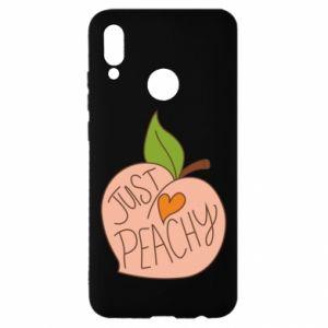 Etui na Huawei P Smart 2019 Just peachy