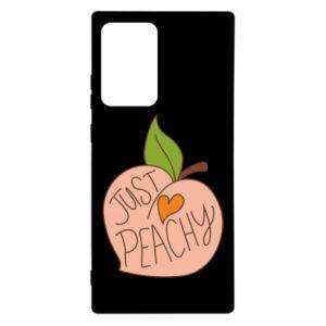 Etui na Samsung Note 20 Ultra Just peachy
