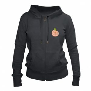 Damska bluza na zamek Just peachy