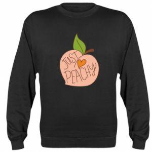 Bluza (raglan) Just peachy