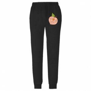 Męskie spodnie lekkie Just peachy