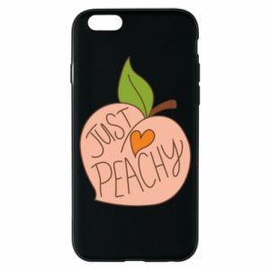 Etui na iPhone 6/6S Just peachy