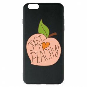 Etui na iPhone 6 Plus/6S Plus Just peachy