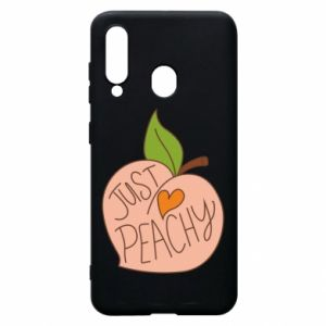 Etui na Samsung A60 Just peachy