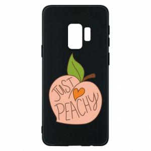 Etui na Samsung S9 Just peachy