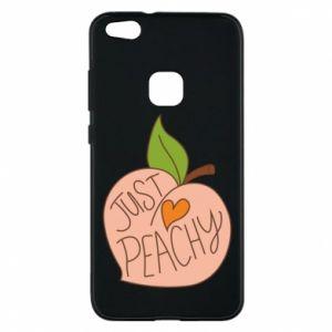 Etui na Huawei P10 Lite Just peachy