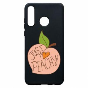 Etui na Huawei P30 Lite Just peachy