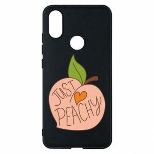 Etui na Xiaomi Mi A2 Just peachy