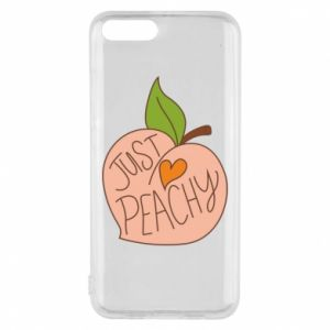 Etui na Xiaomi Mi6 Just peachy