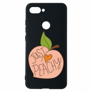 Etui na Xiaomi Mi8 Lite Just peachy