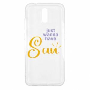 Etui na Nokia 2.3 Just wanna have sun