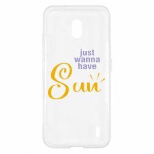Etui na Nokia 2.2 Just wanna have sun