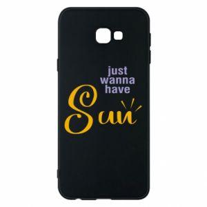 Etui na Samsung J4 Plus 2018 Just wanna have sun