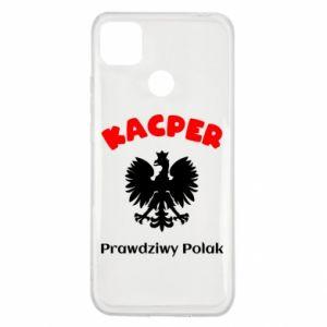 Phone case for Samsung J5 2017 Kacper is a real Pole - PrintSalon