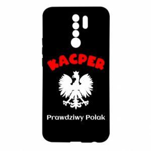 Phone case for Samsung A5 2017 Kacper is a real Pole - PrintSalon