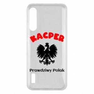 Phone case for Samsung A20 Kacper is a real Pole - PrintSalon