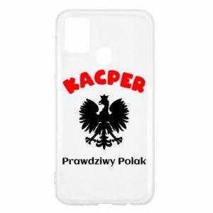 Phone case for Samsung S8 Kacper is a real Pole - PrintSalon