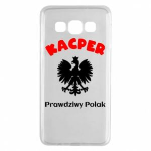 Phone case for Huawei Y6 2018 Kacper is a real Pole - PrintSalon