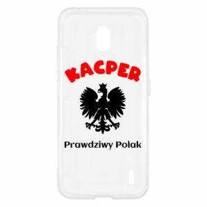 Phone case for Huawei P Smart Plus Kacper is a real Pole - PrintSalon