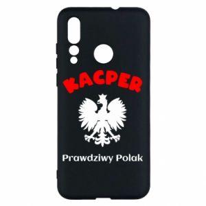 Phone case for Huawei P20 Lite Kacper is a real Pole - PrintSalon