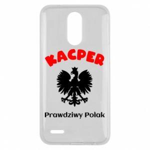 Phone case for Xiaomi Mi A2 Kacper is a real Pole - PrintSalon