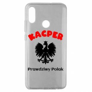Phone case for Mi A2 Lite Kacper is a real Pole - PrintSalon