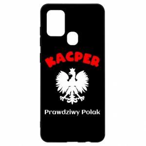 Phone case for Xiaomi Redmi 6 Kacper is a real Pole - PrintSalon