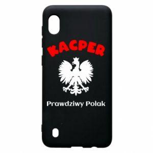 Phone case for Xiaomi Redmi 6A Kacper is a real Pole - PrintSalon
