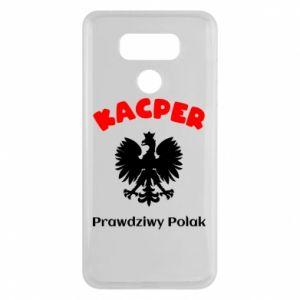 Phone case for Xiaomi Redmi 7 Kacper is a real Pole - PrintSalon