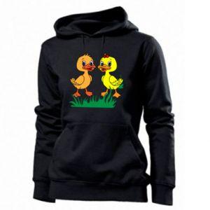 Women's hoodies Ducklings