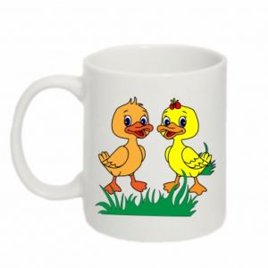 Mug 330ml Ducklings