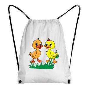 Backpack-bag Ducklings