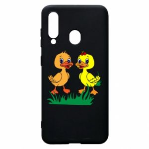 Phone case for Samsung A60 Ducklings