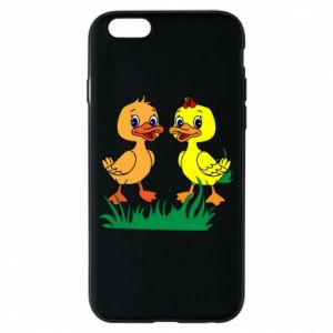Phone case for iPhone 6/6S Ducklings